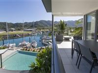 4 Bedroom Penthouse Balcony - Peppers Blue on Blue Resort
