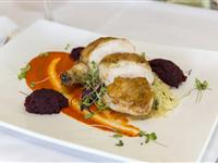 Conference Dinner Menus range from informal BBQ Buffets to 3-Course Banquet - Peppers Blue on Blue Resort