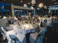 Peppers Blue on Blue Wedding - Courtesy Andrew Rankin Photography
