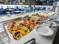 Conference rates include full hot & cold breakfast buffet - Peppers Blue on Blue Resort