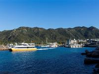 Fastcat Ferry Servicing Magnetic Island from Townsville - Peppers Blue on Blue Resort